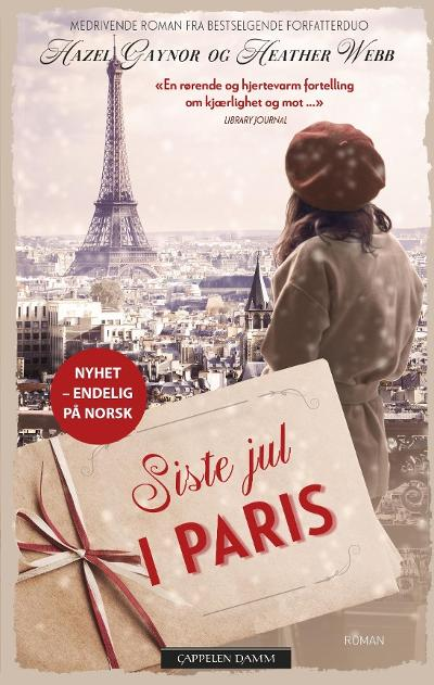 Siste jul i Paris - Hazel Gaynor