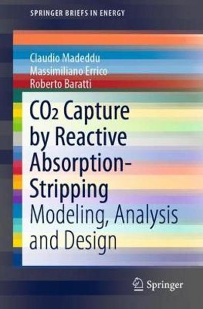 CO2 Capture by Reactive Absorption-Stripping - Claudio Madeddu