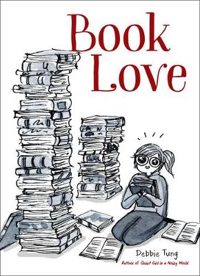 Book Love - Debbie Tung