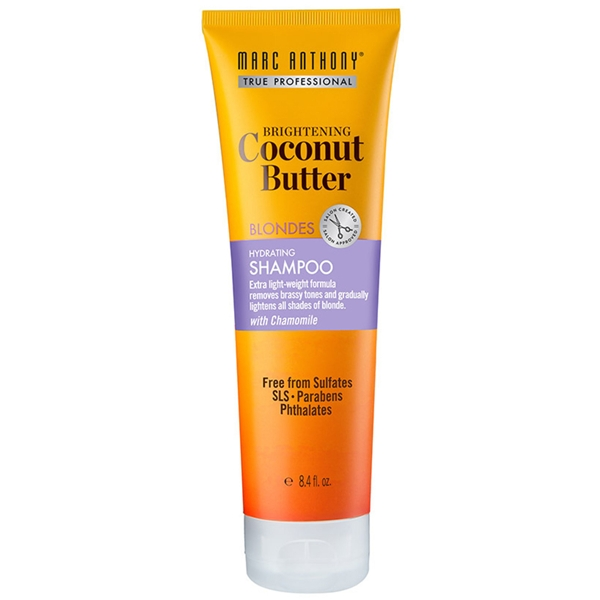 Brightening Coconut Butter Blondes Shampoo - Marc Anthony
