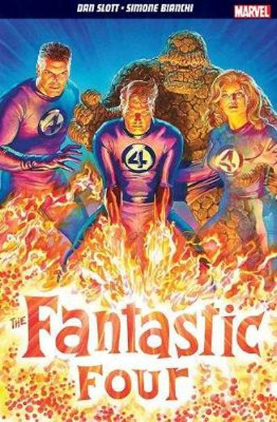 Fantastic Four Vol. 1: Fourever - Dan Slott
