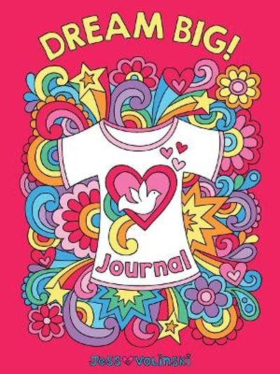 Notebook Doodles Fabulous Fashion Guided Journal - Jess Volinski