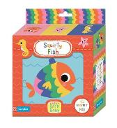 Squirty Fish Bath Book - Campbell Books  Kay Vincent