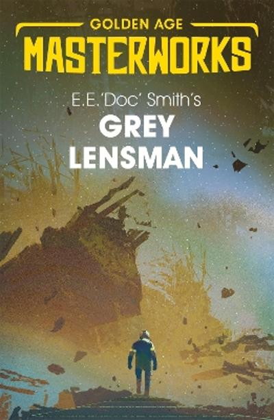 Grey Lensman - E.E. 'Doc' Smith