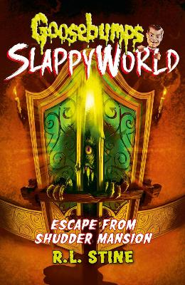 Escape From Shudder Mansion - R.L. Stine