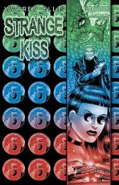 Warren Ellis' Strange Kiss - Warren Ellis Mike Wolfer