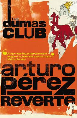 The Dumas Club - Arturo Perez-Reverte