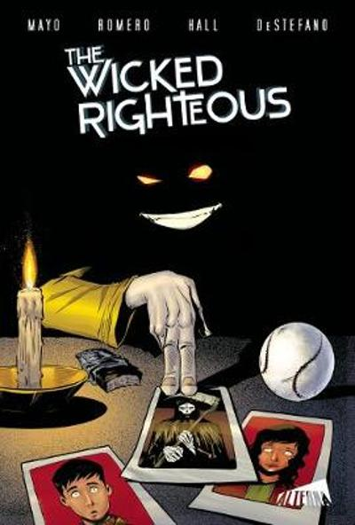 The Wicked Righteous - Terry Mayo