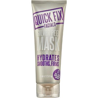 Quick Fix Silver Peel - Hydrates, Smooths, Firms - Quick Fix