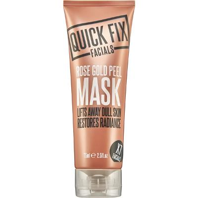 Quick Fix Rose Gold Peel - Lifts Away Dull skin - Quick Fix