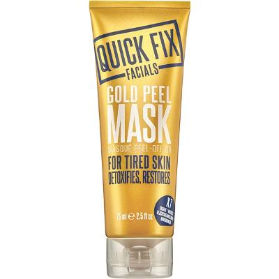 Quick Fix Gold Peel - For Tired Skin - Quick Fix