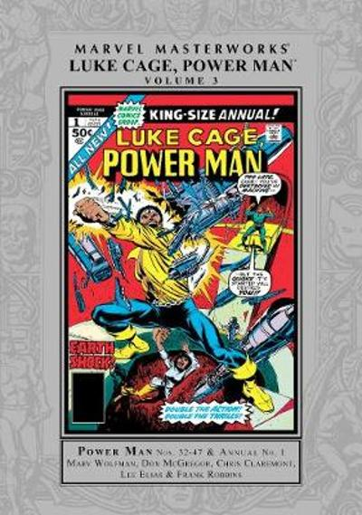 Marvel Masterworks: Luke Cage, Power Man Vol. 3 - Don McGregor