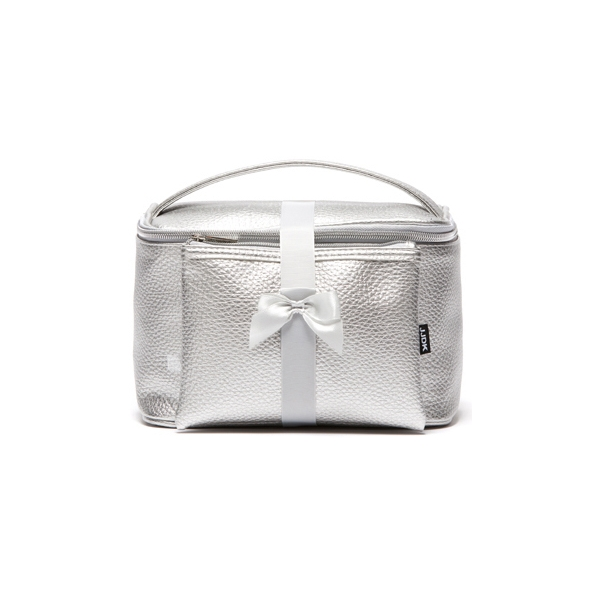 90162 Pernille Silver Beautybag Set - JJDK