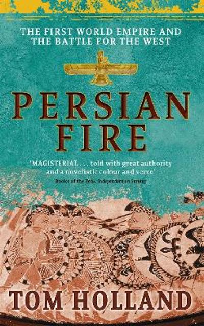 Persian fire - Tom Holland