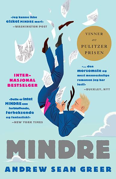 Mindre - Andrew Sean Greer Lene Stokseth