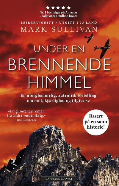 Under en brennende himmel - Mark Sullivan