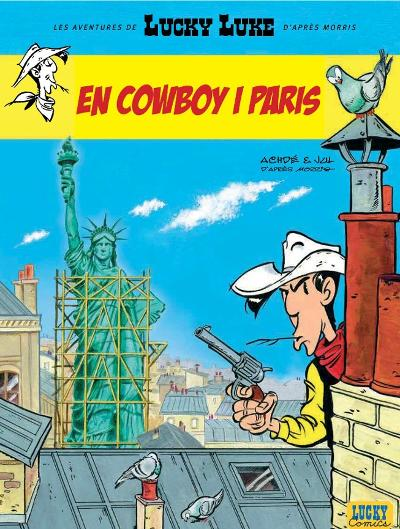 En cowboy i Paris - Jul