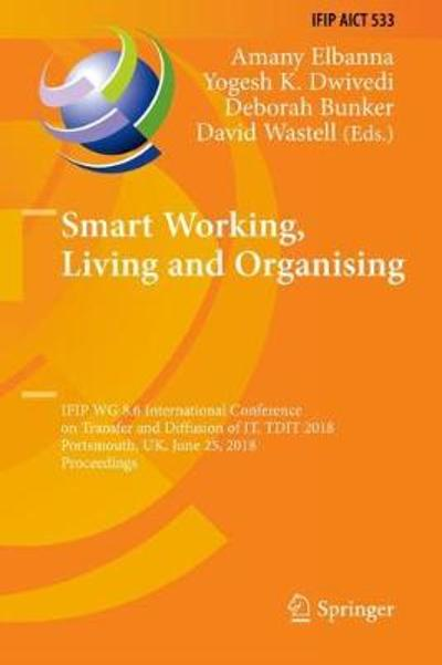 Smart Working, Living and Organising - Amany Elbanna