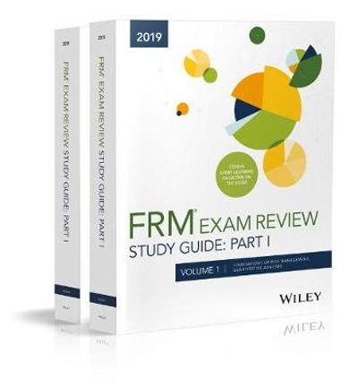 Wiley Study Guide for 2019 Part I FRM Exam - Wiley
