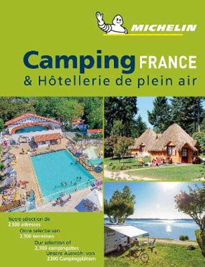 Camping France - Michelin Camping Guides -
