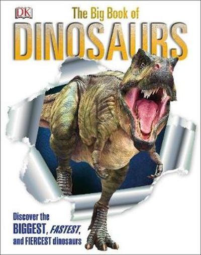 The Big Book of Dinosaurs - DK