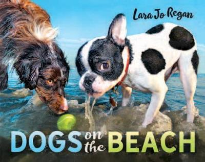 Dogs On The Beach - Lara Jo Regan