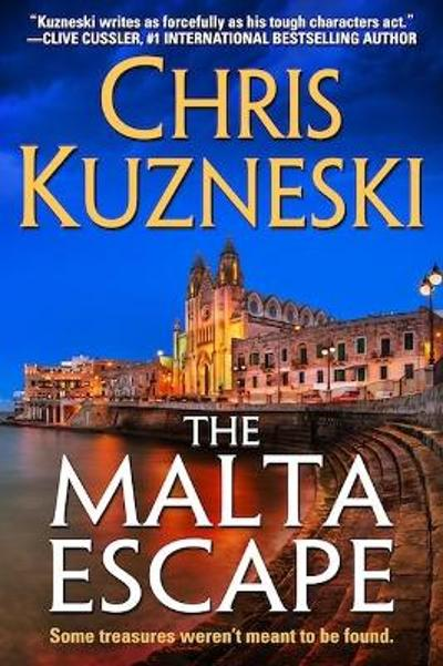 The Malta Escape - Chris Kuzneski