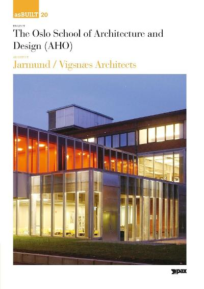 Project: The Oslo School of Architecture and Design (AHO) - Karl Otto Ellefsen