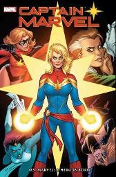 Captain Marvel: Ms. Marvel - A Hero Is Born - Gerry Conway Chris Claremont John Buscema