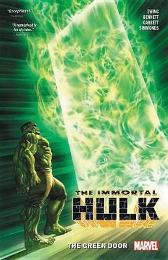Immortal Hulk Vol. 2: The Green Door - Al Ewing Lee Garbett