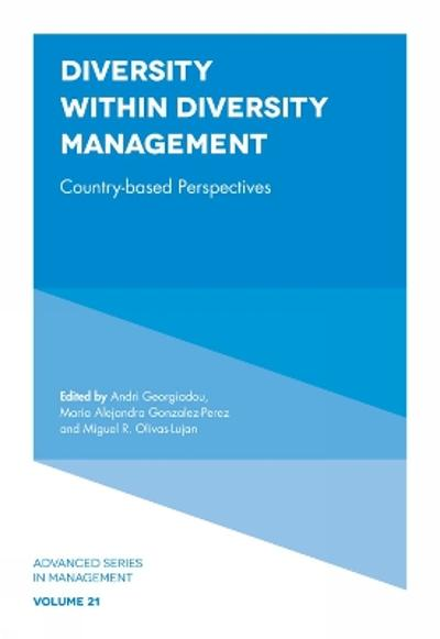 Diversity within Diversity Management - Dr Andri Georgiadou
