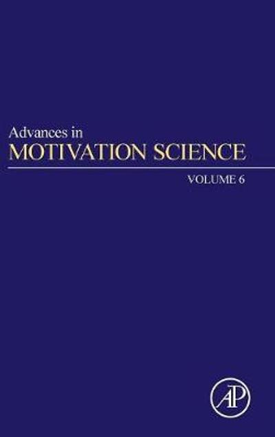 Advances in Motivation Science - Andrew J. Elliot
