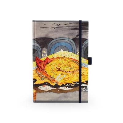 Tolkien Smaug Journal - Bodleian Library the