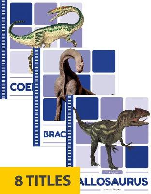 Dinosaurs (Set of 8) -