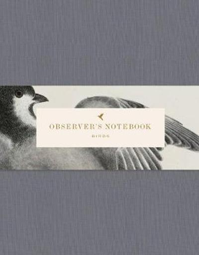 Observer's Notebook: Birds - Princeton Architectural Press