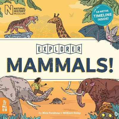 Mammals! - Nick Forshaw