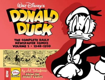 Walt Disney's Donald Duck The Daily Newspaper Comics Volume 5 - Bob Karp