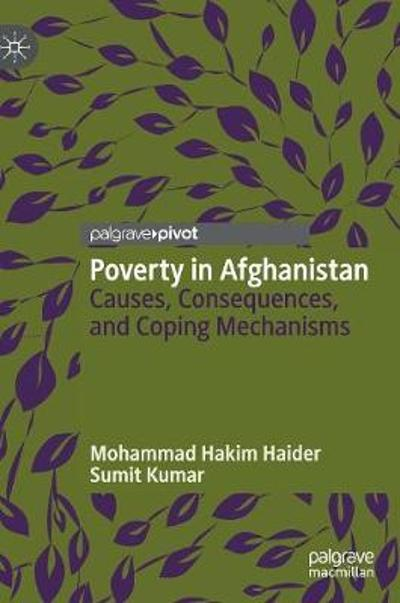 Poverty in Afghanistan - Mohammad Hakim Haider