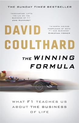 The Winning Formula - David Coulthard