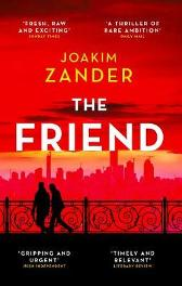 The Friend - Joakim Zander Elizabeth Clark Wessel