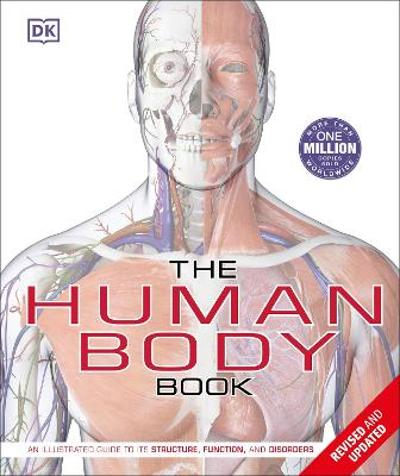 The Human Body Book - Richard Walker