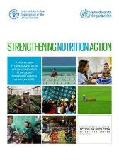 Strengthening nutrition action - Food and Agriculture Organization