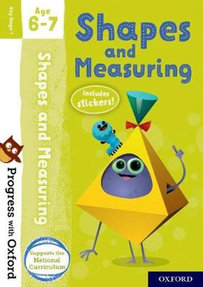Progress with Oxford: Shape and Measuring Age 6-7 - Sarah Snashall