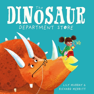 The Dinosaur Department Store - Richard Merritt