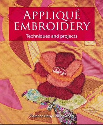 Applique Embroidery - Florence Daisy Collingwood