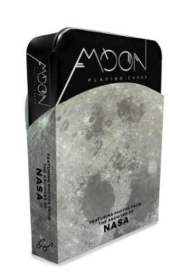 Moon Playing Cards - Chronicle Books