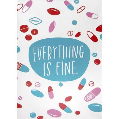 Magnet: Everything Is Fine - Emily Mc Dowell