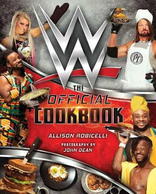 WWE: The Official Cookbook - Insight Editions