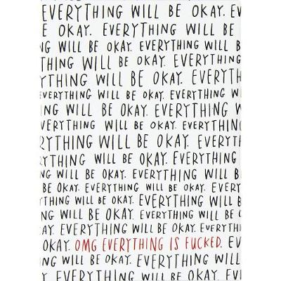 Magnet: Everything Will Be OK - Emily Mc Dowell