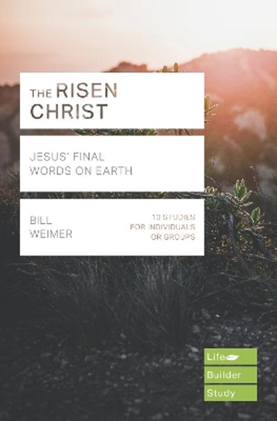 The Risen Christ (Lifebuilder Study Guides) -